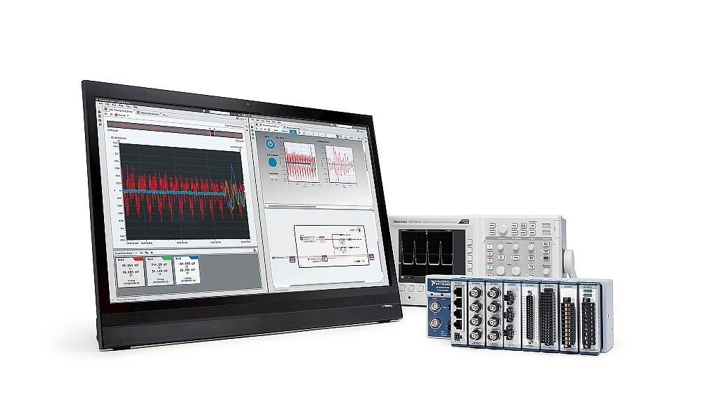 NI LabVIEW NXG de National Instruments