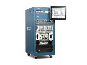 Bâtis-racks configurables de National Instruments pour test automatique