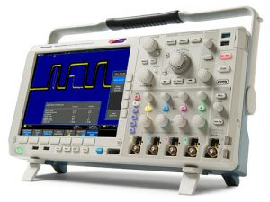Oscilloscopes MSO4000B de Tektronix
