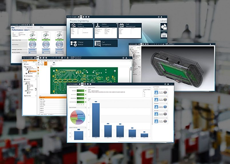 Solutions MES (Manufacturing Execution Systems) d'Aegis Software