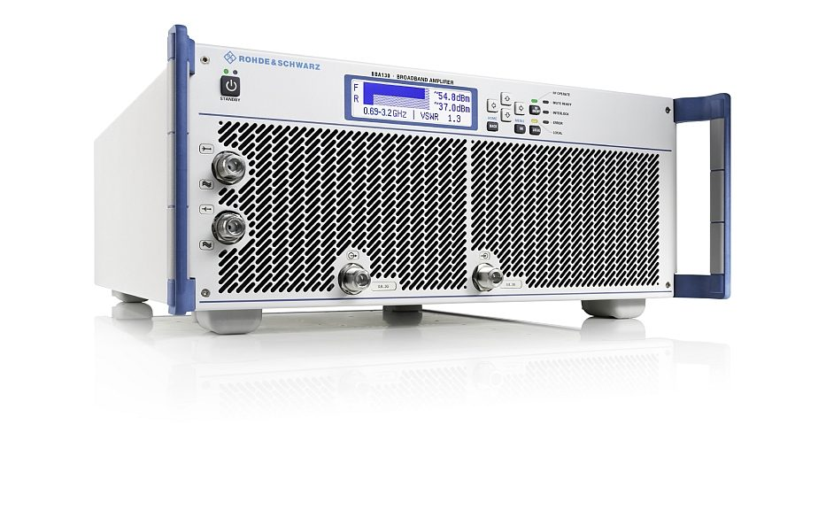 Amplificateurs large bande R&S BBA130 de Rohde & Schwarz