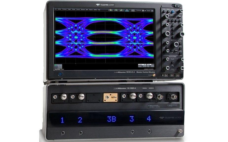 Oscilloscope LabMaster 10-25Zi-A de Teledyne LeCroy