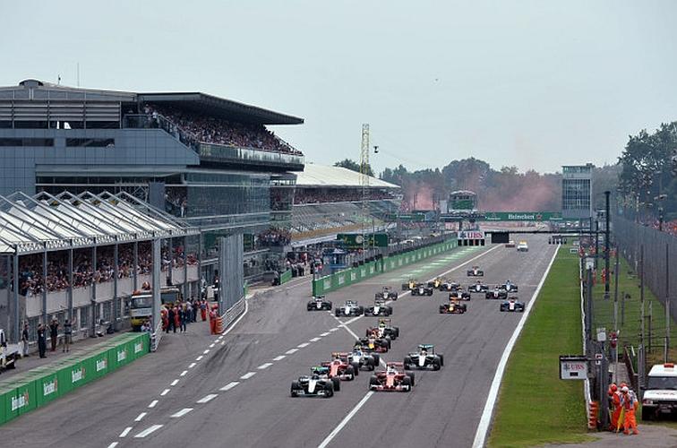 Circuit Monza - Italie