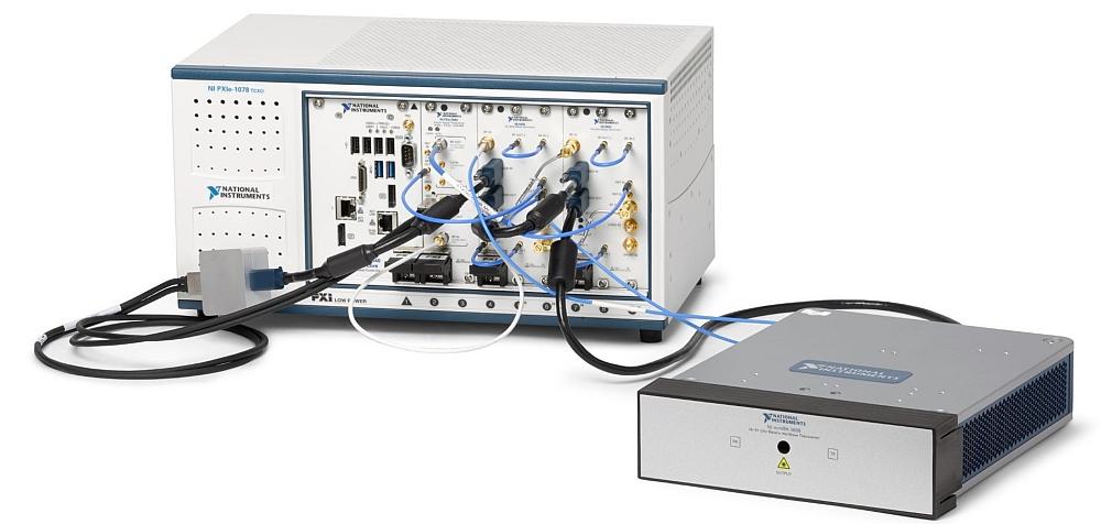 NI VRTS, le système de test radar de véhicule de National Instruments