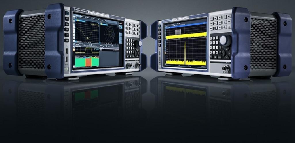 Analyseur de réseau R&S ZNL et analyseur de spectre R&S FPL1000 de Rohde & Schwarz