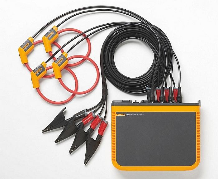 Enregistreurs de qualité du réseau électrique de la série 1740 de Fluke