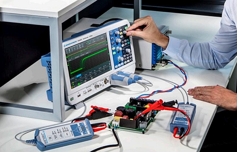 Sondes différentielles haute tension de Rohde & Schwarz pour oscilloscopes