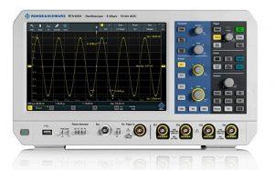 Oscilloscope R&S RTA4000 de Rohde & Schwarz