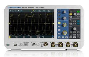 Oscilloscope R&S RTM3000 de Rohde & Schwarz