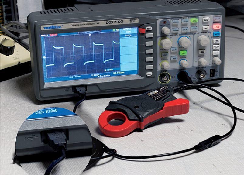 Sonde MH60 de mesure de courant de Chauvin Arnoux
