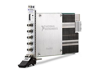 Numériseurs PXI FlexRIO, PXIe-5763 et PXIe-5764 de National Instruments