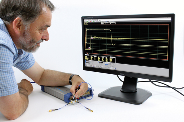 Oscilloscope à échantillonnage PicoScope 9300