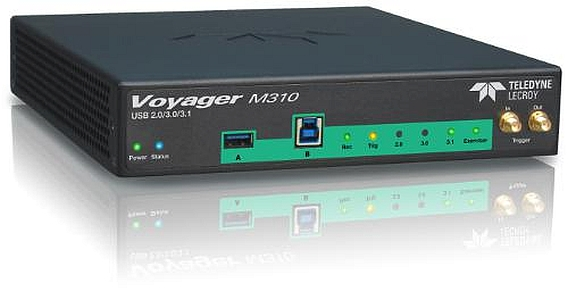 Analyseur Excerciseur Voyager M310P USB 3.1 de Teledyne LeCroy
