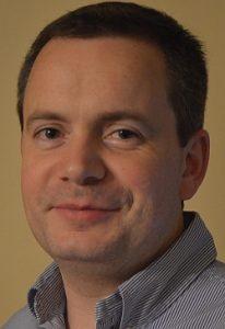 David Forde, ingénieur chez Analog Devices
