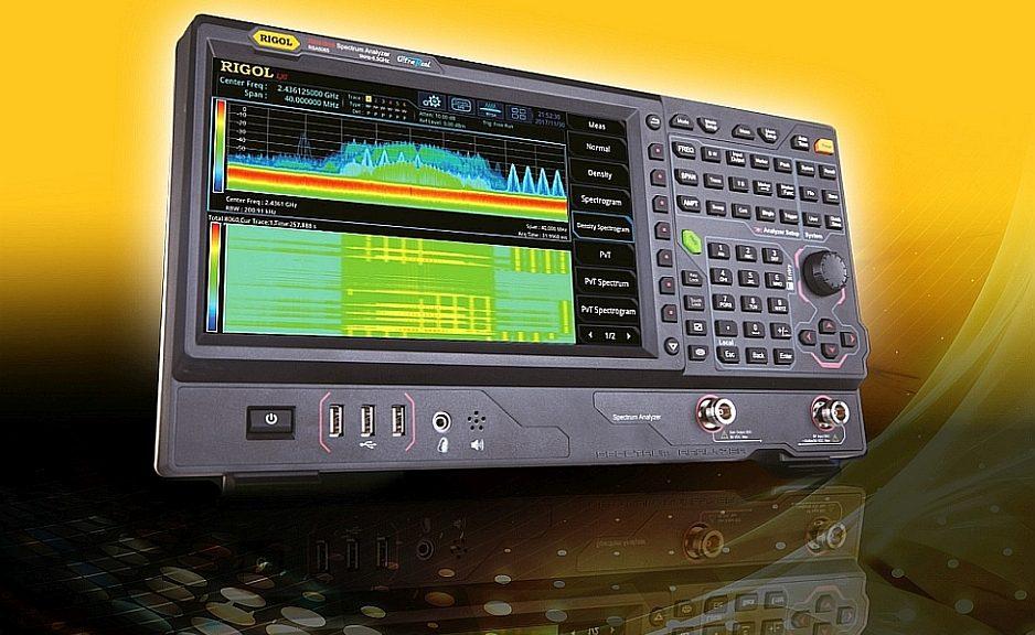 Analyseurs de spectre temps réel RSA5000 de Rigol