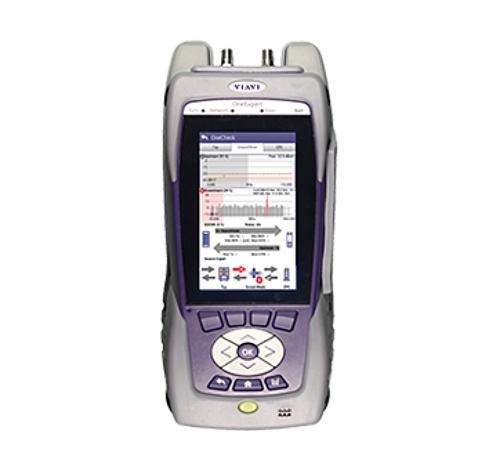Testeur de signaux câblés OneExpert de Viavi avec fonction de détection des fuites