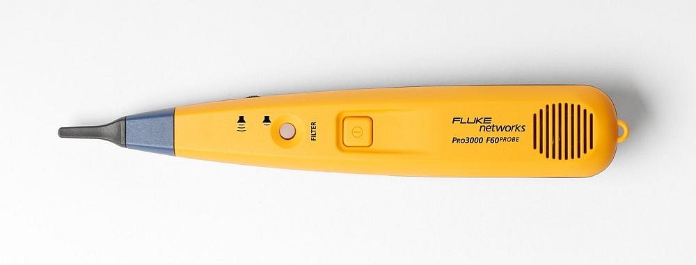 Sonde filtrée Pro3000F de Fluke Network.