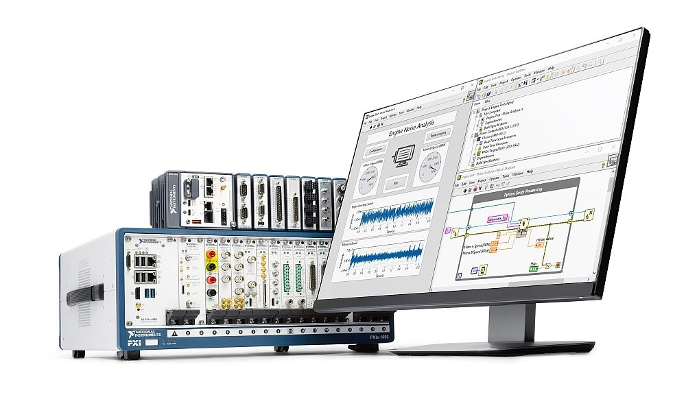 National Instruments (NI) a annoncé la version 2018 de LabVIEW.
