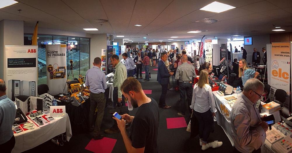 TechDay organisé par RS à Lille en juin 2018.