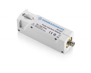 Adaptateur R&S RT-Z2T de Rohde & Schwarz pour les sondes oscilloscopes de Tektronix.