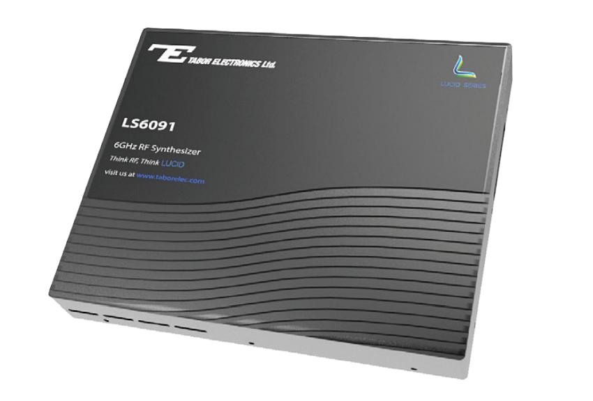 La série Lucid de Tabor Electronics est composée de trois générateurs couvrant des fréquences allant de 3 GHz jusqu'à 12GHz.