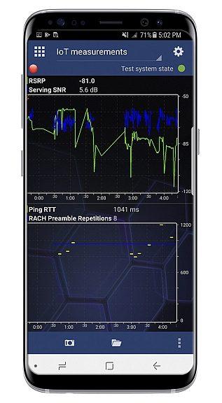 Nemo Handy IoT est une solution de test d'applications IoT de terrain proposée Keysight.