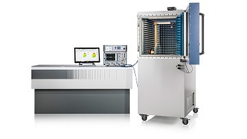 Solutions de tests OTA (Over-The-Air) de Rohde & Schwarz.