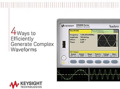 4 façons de générer efficacement des formes d'onde complexes
