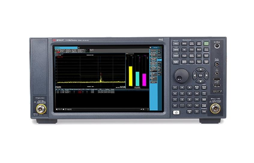 Récepteur d'interférences électromagnétiques N9048B PXE de Keysight.