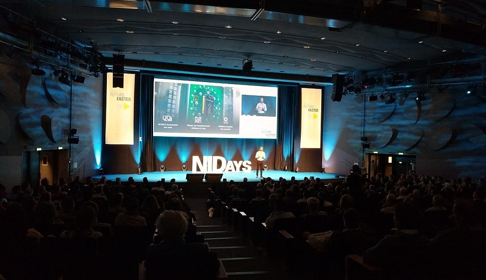 Conférence NIDays 2018 Paris.