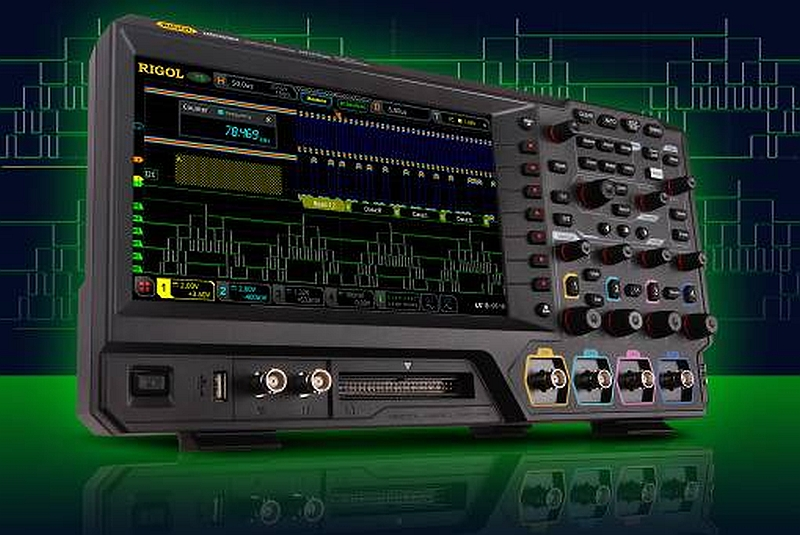 Oscilloscopes MSO5000 de Rigol.