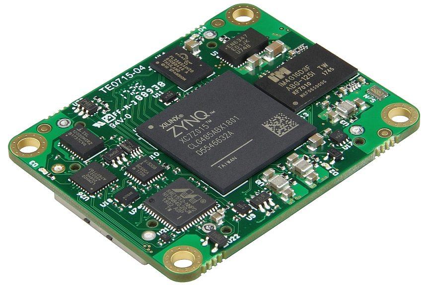 Starter Kit FPGA de Trenz.