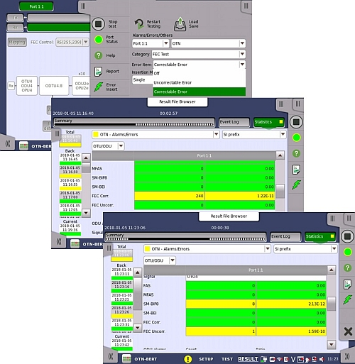 Network Master Pro d'Anritsu.
