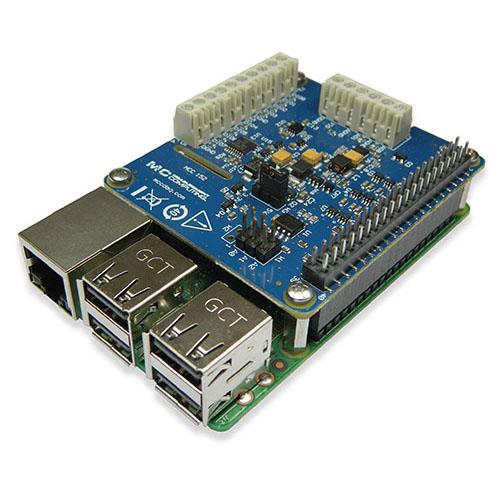 Carte MCC 152 pour Raspberry Pi.
