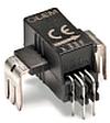 Capteur de courant à sortie numérique HLSR 50-PW de LEM.
