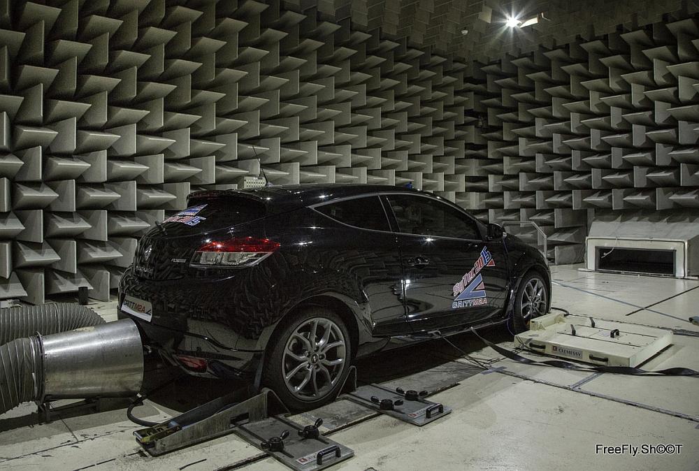 Banc Dessais Automobile Les Microphones Relèvent Le Défi Actutem