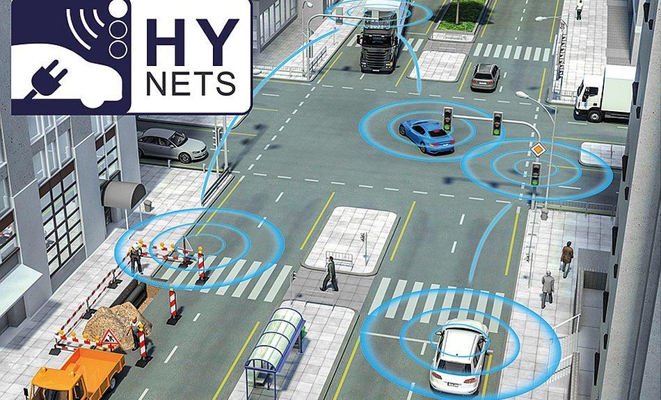 Véhicules hybrides : projet R&D Hy-Nets.