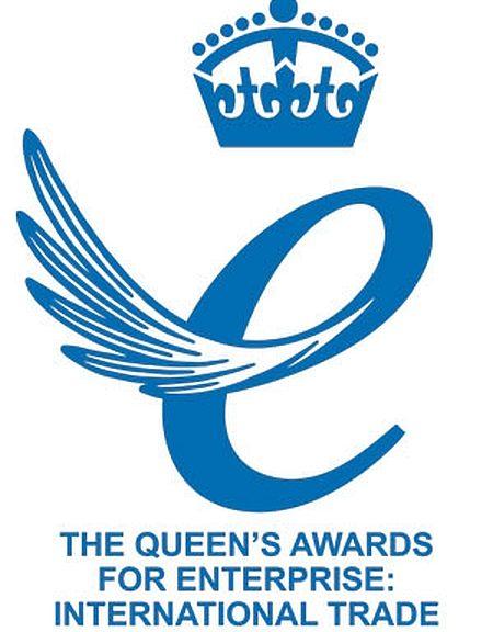 ''Queen's Awards''2019 pour la croissance des ventes à l'étranger.