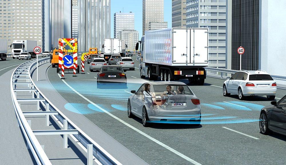 Développement de véhicules électriques et autonomes.
