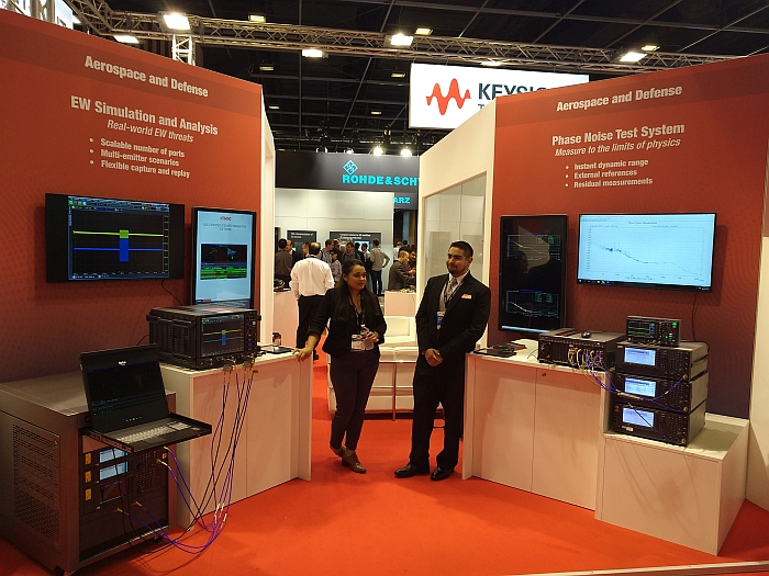 Solutions de test RF et hyper de Keysight.