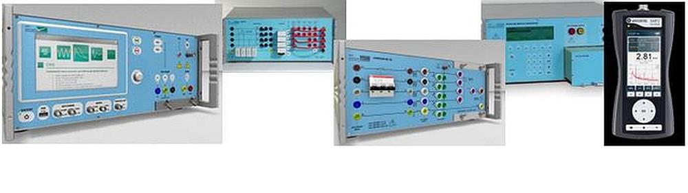 Instruments d'essais en location d'EMC Partner.