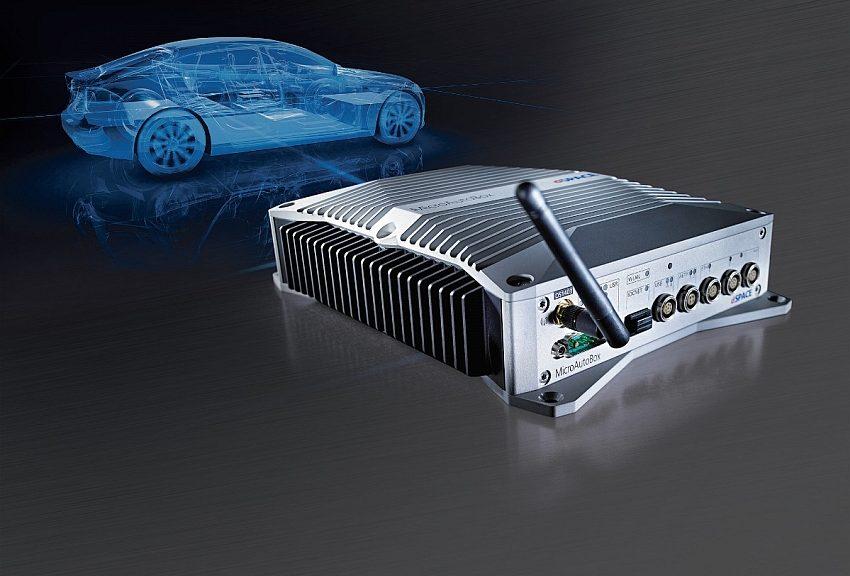 MicroAutoBox IIIde dSpace.