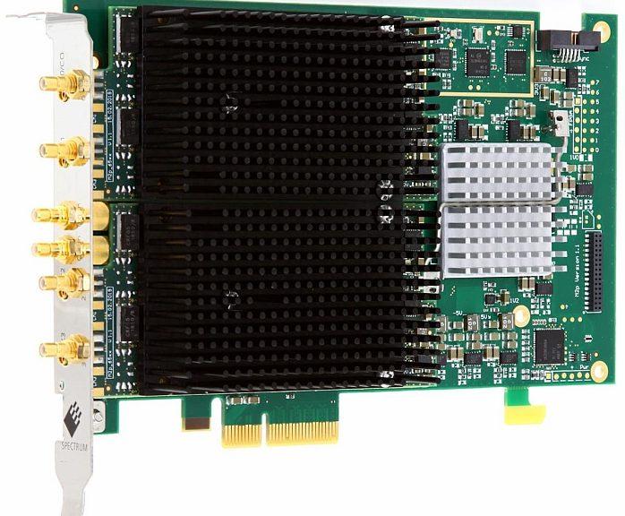 Carte PCIe AWG M2p.65 xx de Spectrum