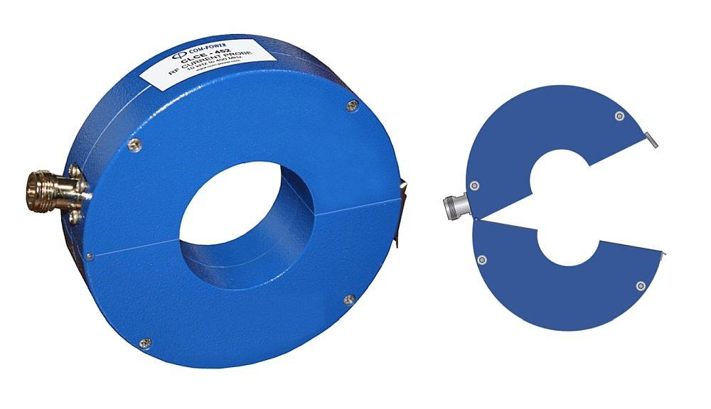 Capteur de courant ouvrant CLCE-452 de Com-Power.