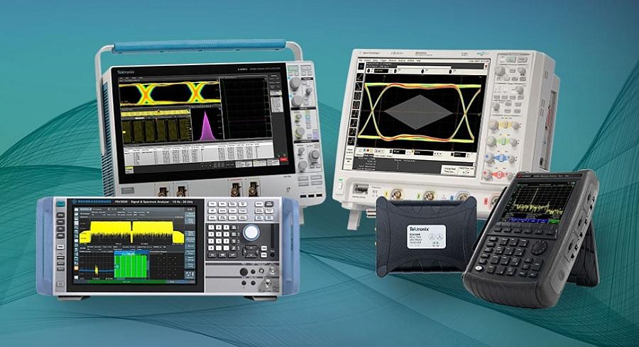 Offre instruments test et mesure électroniques de Electro Rent.