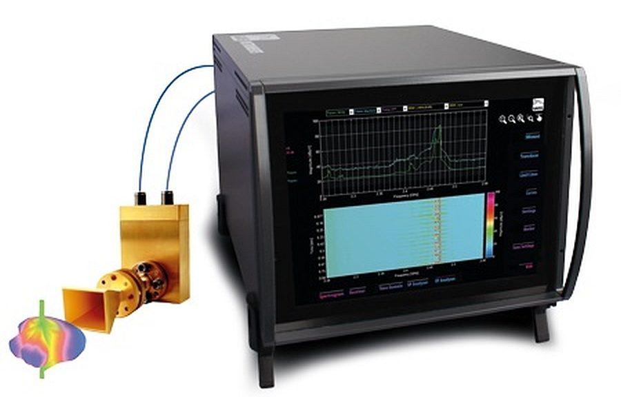 Récepteur FFT et superhétérodyne TDEMI Ultra de Gauss Instruments.