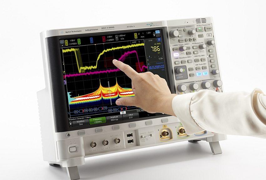 Oscilloscope InfiniiVision 6000X de Keysight