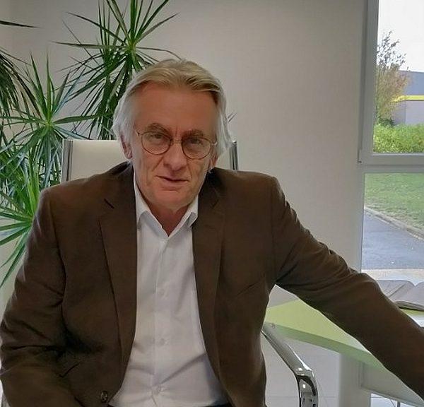 Michel Vignal, fondateur et PDG de Distrame.