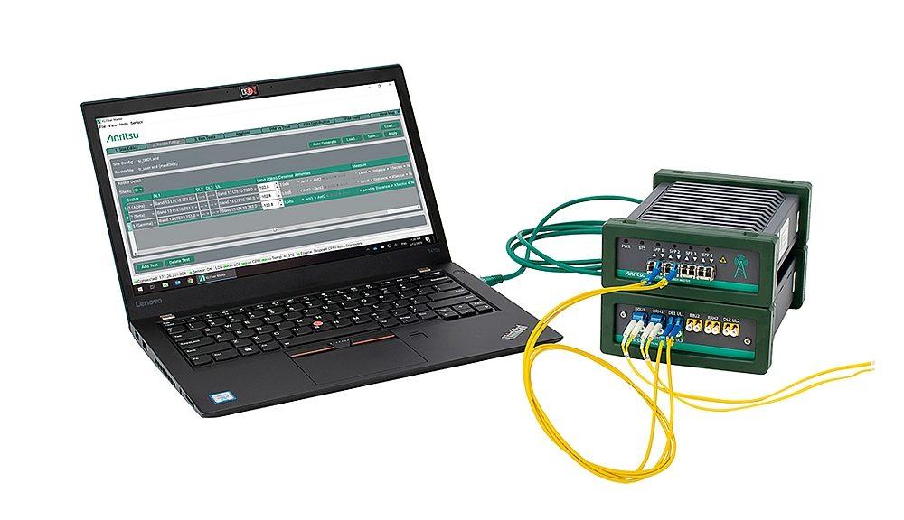 Analyseur de PIM IQ Fiber Master MT2780A de Anritsu