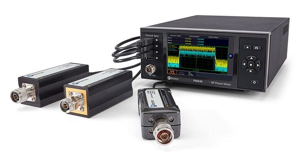 Wattmètre RF PMX40 de Boonton